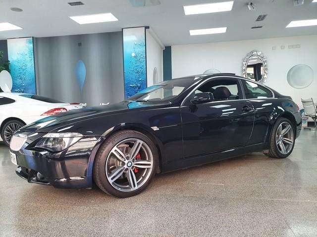 Bmw serie 6 630i coupe 190kw (258cv)