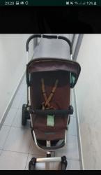 Carro de bebé quinny buzz chocolate 3 piezas
