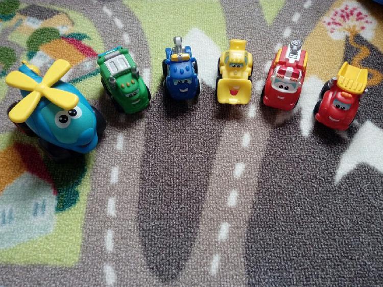 Colección coches bebé tonka