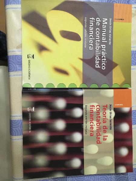 Contabilidad financiera. manual y teoría (uned).