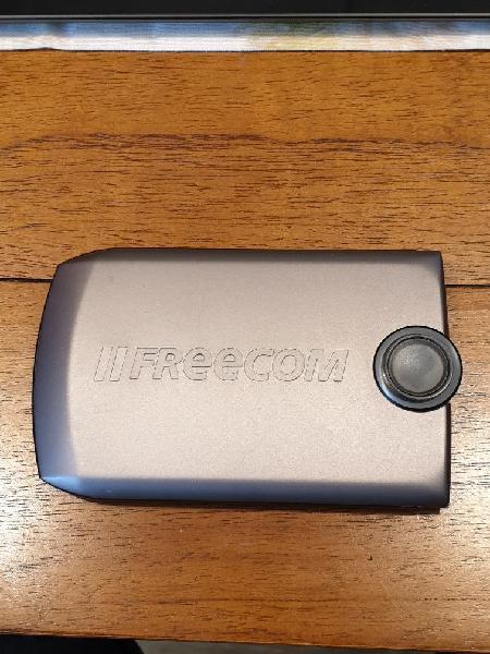 Disco duro 100 gbytes freecom