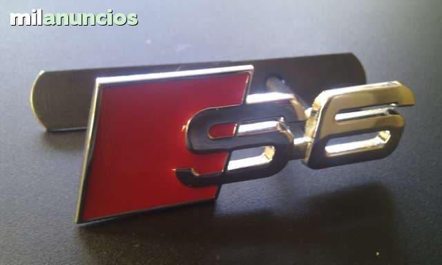 Emblema de metal s6 para la parrilla