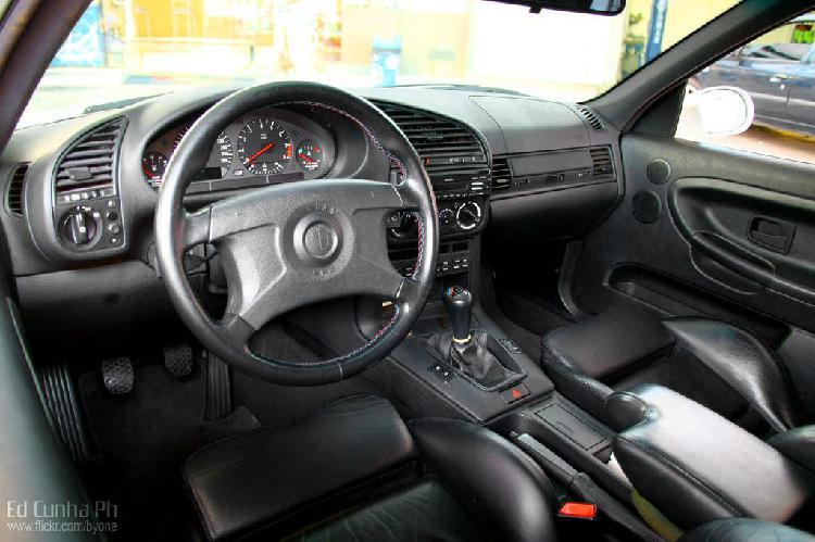 Interior bwm m3 e36 asientos, completo