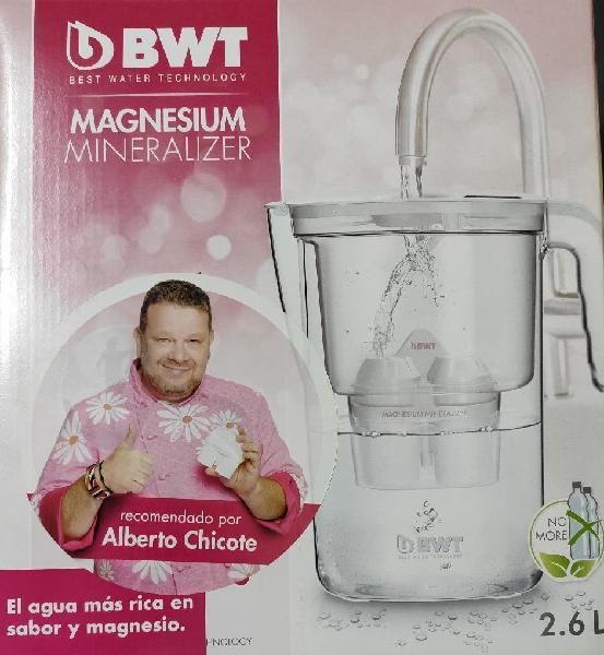 Jarra purificadora de agua bwt 2,6 l