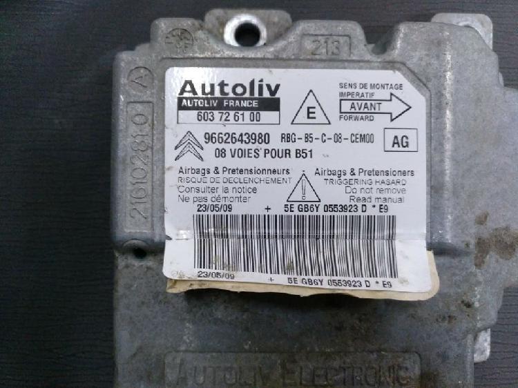 Kit airbag citroen c4 berlina sx 2004 completo