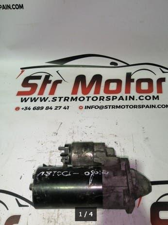 Motor de arranque f/focus 0001109341