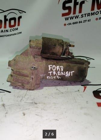 Motor de arranque f/mondeo yc1u11000ab