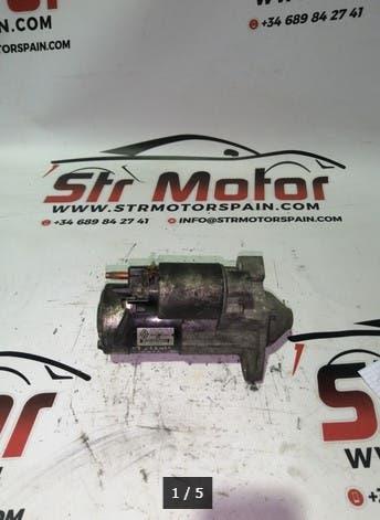 Motor de arranque r/ kangoo 8200584675-a