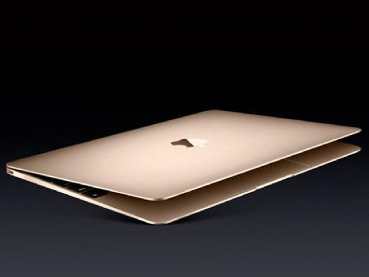 Macbook 12 pulgadas 512 gb y 8 de ram