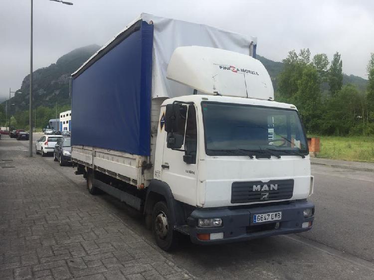 Man camion camion 2000
