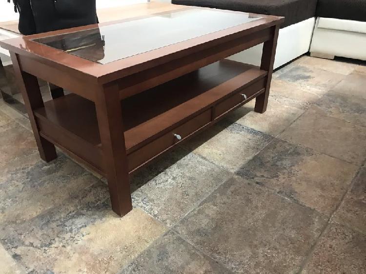 Mesa abatible madera comedor