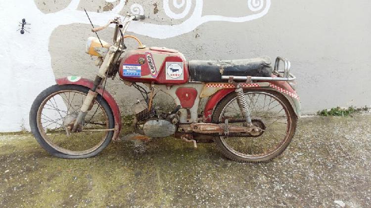 Moto gimson 49 c