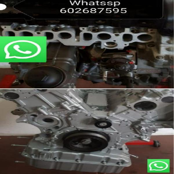 Motor bmw mercedes opel insignia vw