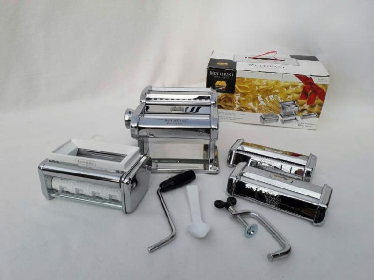Máquina para hacer pasta marcato atlas 150 wellnes
