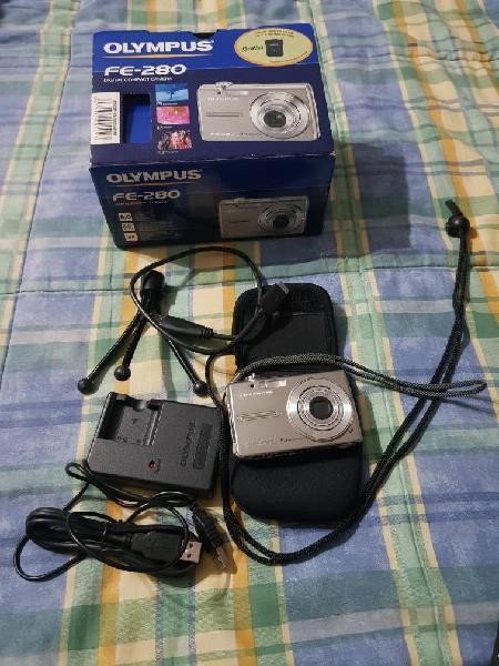 Olympus fe-280. 8 mpx