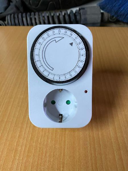 Programador horario reloj electro dh.