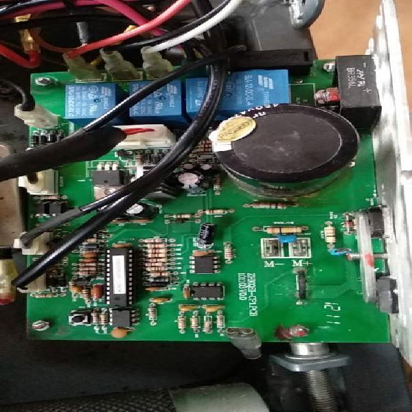 Reparación placas electrónicas cintas andar
