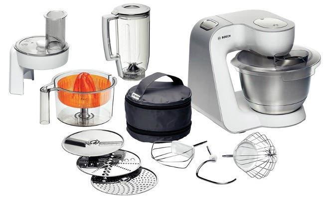 Robot de cocina bosch sin estrenar mum 54230