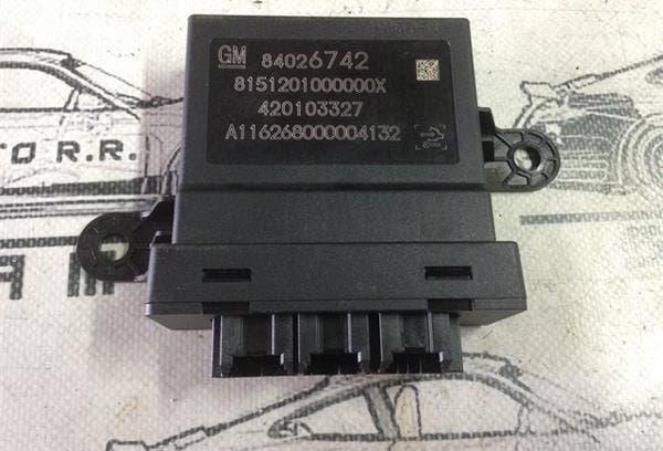 Sensor parking opel astra k 84026742