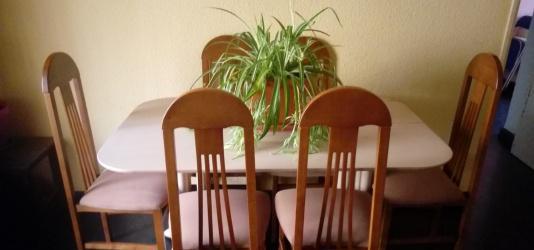 Se vende conjunto de mesas y sillas de interior y exterior y