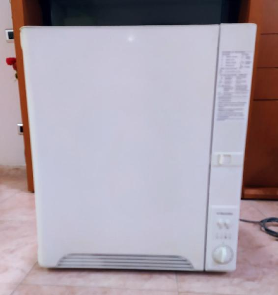 Secadora condensación electrolux