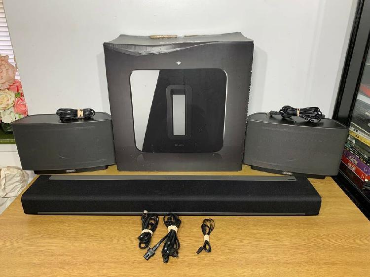 Sonos sistema de audio