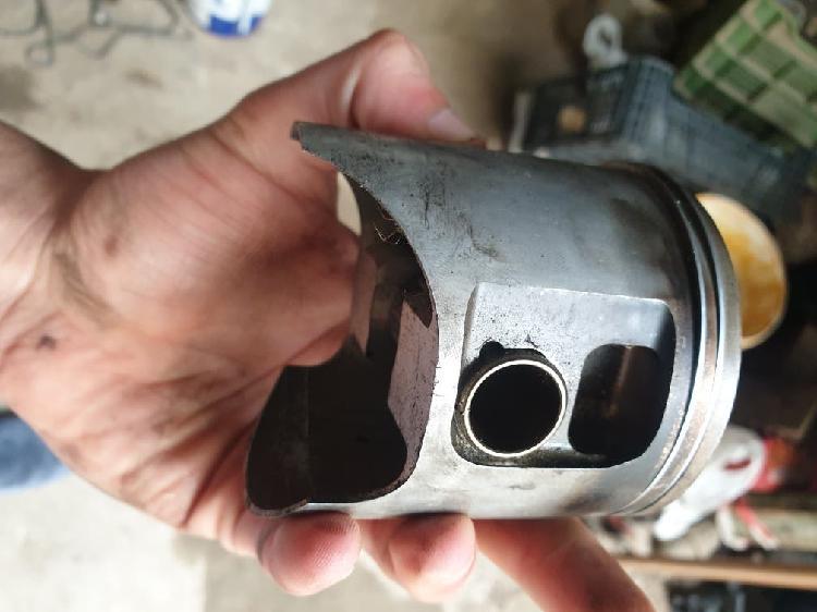 Cilindro gas gas ec300 cc 2t culata piston motor