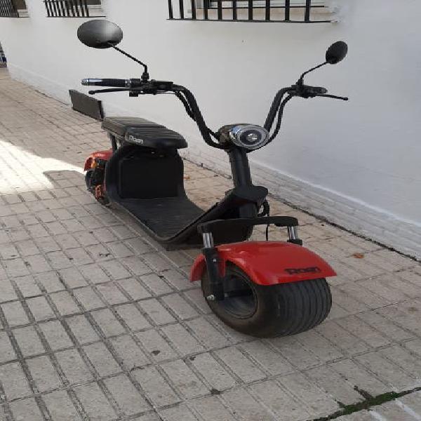 Patin moto eléctrico