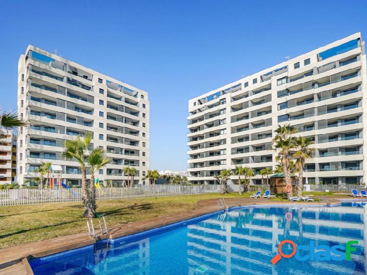 Apartamentos de lujo - primera linea de playa en punta prima