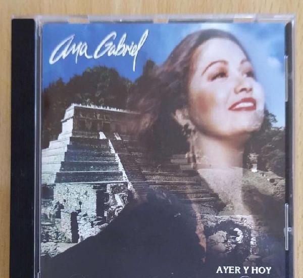 Ana gabriel (ayer y hoy) cd 1994