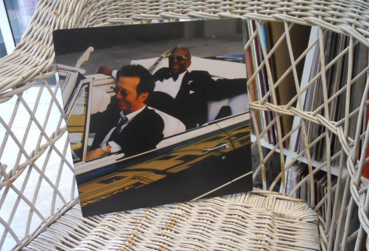 B.b. king & eric clapton – riding with the king.doble