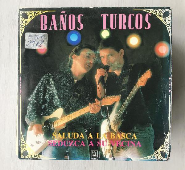 Baños turcos - saluda a la basca - single horus 1988