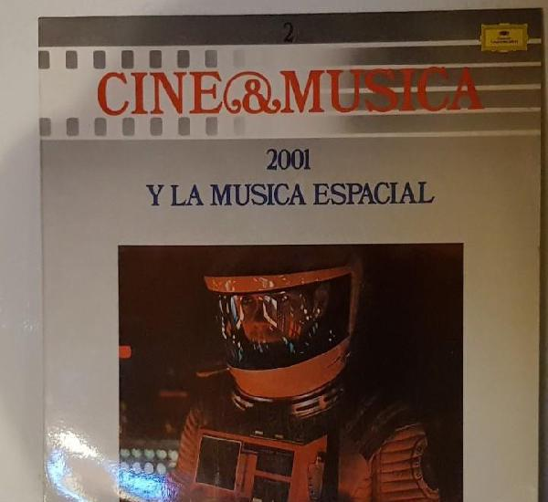 Cine & musica 2001 la musica espacial salvat
