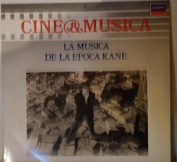 Cine & musica la musica de la época kane