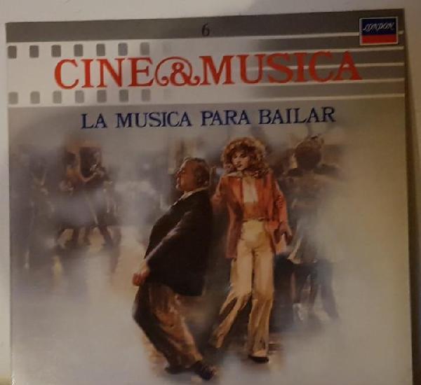 Cine & musica la musica para bailar salvat