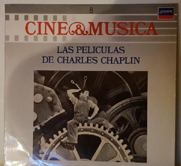 Cine & musica las películas de charles chaplin salvat