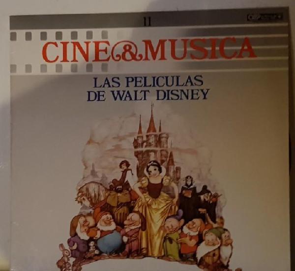 Cine & musica las peliculas de walt disney salvat