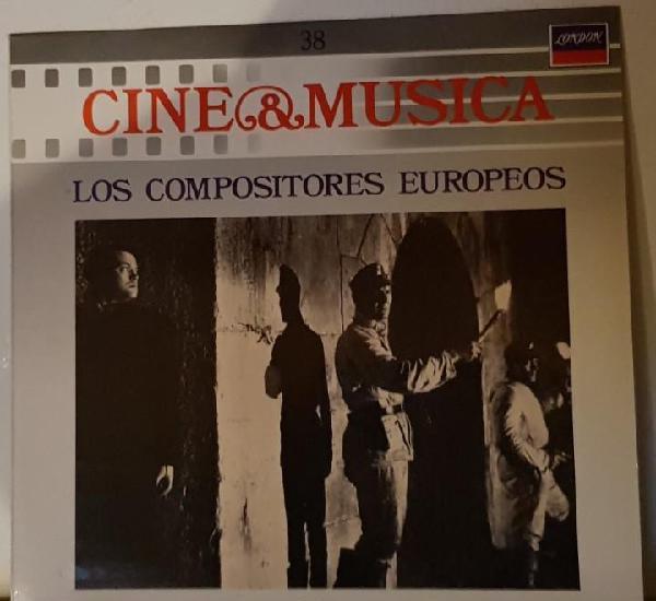 Cine & musica los compositores europeos salvat