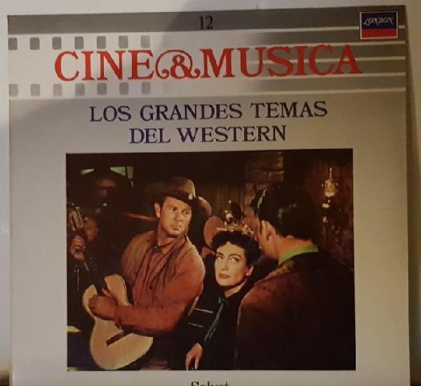 Cine & musica los grandes temas del western salvat