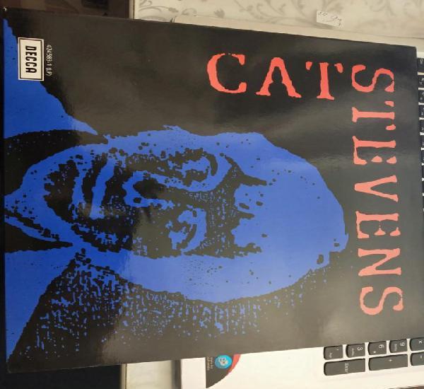Cat stevens - cat stevens (lp, comp, re) sello:decca