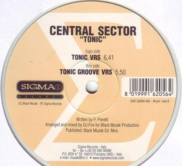 Central sector_–tonic