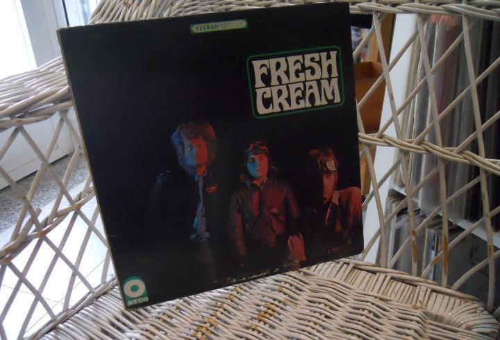 Cream – fresh cream.lp original usa 1967.atco records