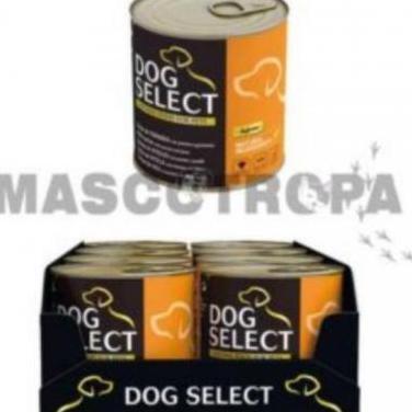 Dog select tartar de ternera con patatas y gui...