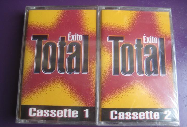 Exito total doble casete bmg 1997 sin uso - depeche mode -
