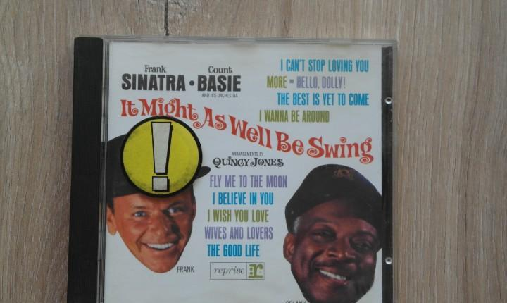 Frank sinatra & count basie & his orchestra - it might as