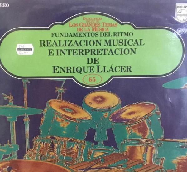 Fundamentos del ritmo, realizacion musical e interpretacion