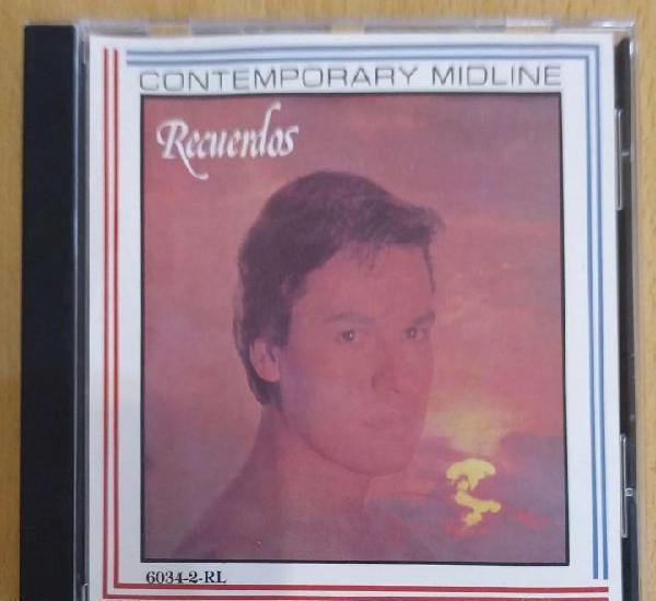 Juan gabriel (recuerdos) cd 1989 usa