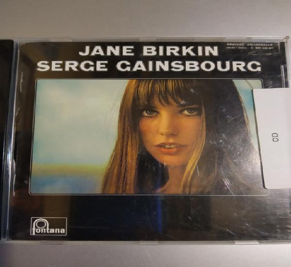Jane birkin. serge gainsbourg.
