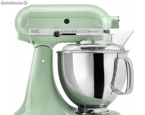 Kitchenaid artisan 5ksm175psept verde pistacho 4.8 litros