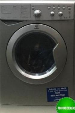 Lavadora secadora indesit iwdc6125s